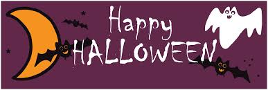 Happy Halloween Banners by Halloween Banner Template 2 Banner Man Co Uk
