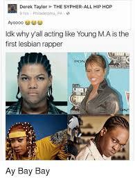 Funny Hip Hop Memes - 25 best memes about ay bay bay ay bay bay memes