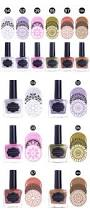 18 99 6 bottles born pretty 15ml pearl stamping polish manicure