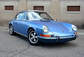 porsche metallic 1972 porsche 911t in gemini blue metallic hunting ridge motors