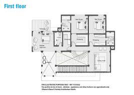 floor plan of my house christmas villa on behance i modern houses i pinterest