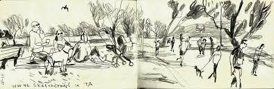 ultramarin 46 ww sketchcrawl at park hayrkon