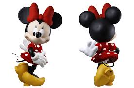 minnie mouse uml group leader hobby toy