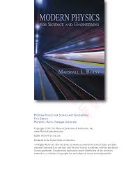 modern physics for science and engineering eval docsity
