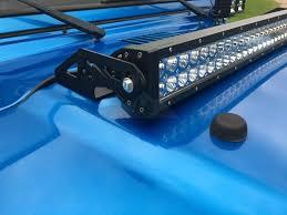 Mounting Brackets For Led Light Bar 97 06 Jeep Wrangler Tj 30