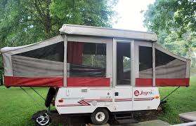 pop up camper makeover the news from sonnystone acres