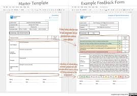 using google apps script to fast track student feedback behind