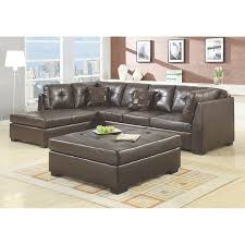 living room contemporary sectional sofa and table with floor lamp