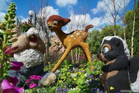 Pictures Of Garden Flowers by Epcot International Flower And Garden Festival