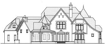 tudor home designs english style home design storybook cottage house plans english