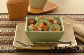 diets for stage 5 renal failure patients on dialysis kidney