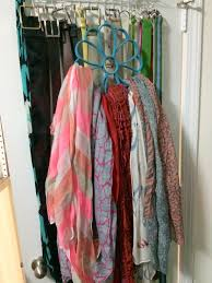 trashouttuesday september storage solutions week 5 scarves and