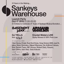 ra sankeys warehouse opening party at victoria warehouse