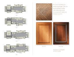 2011 newmar ventana brochure rv literature