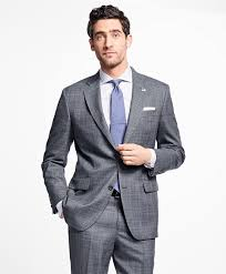 What Color Tie With Light Blue Shirt Men U0027s Suits Sale Brooks Brothers