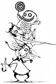 nightmare before dr finklestein drawing cheminee website