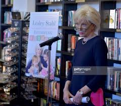 leslie stahl earrings cbs at the museum of tv and radio seminar to celebrate the