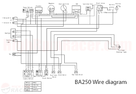 for chinese atv starter switch wiring diagram for wiring diagrams