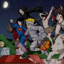 naruto halloween by cocodoo on deviantart