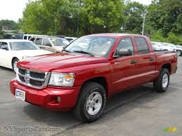 dodge dakota crew cab 4x4 for sale 2008 dodge dakota slt crew cab 4x4 in inferno pearl