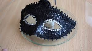venetian masquerade mask new venetian masquerade mask with bauble rhinestone lace black