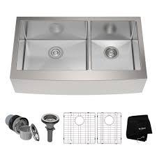 kitchen sink drain kit stainless steel kitchen sinks kraususa com