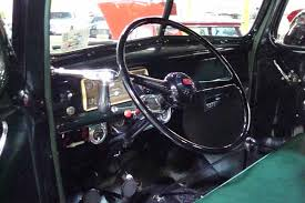 Ford Truck Interior 1946 Ford 1 2ton Pickup Truck