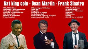 nat king cole christmas album nat king cole dean martin frank sinatra christmas album