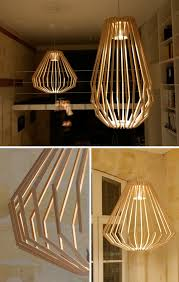 Wooden Chandelier Modern Attractive Modern Wood Chandelier And Contemporary Wooden Pendants