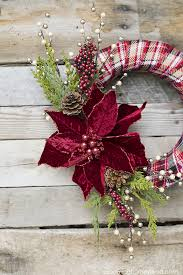 How To Decorate A Christmas Wreath 50 Diy Christmas Wreath Ideas How To Make Holiday Wreaths Crafts