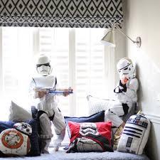 Star Wars Room Decor Ideas by Star Wars Big Boy Bedroom Bluegraygal