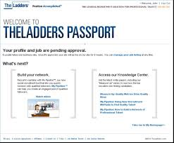 the ladders resume writing service back to the past with the ladders new free recruiter service ere alexandre douzet president and co founder of the ladders described passport as an entry level product i suppose that s primarily because as a freebie