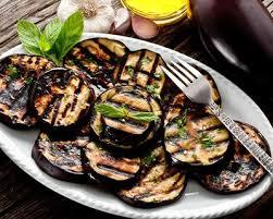 cuisiner des aubergines facile recette aubergines grillées