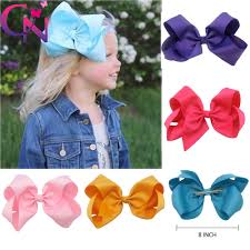 big bows for hair aliexpress buy 30 pcs lot 8 handmade solid large hair bow