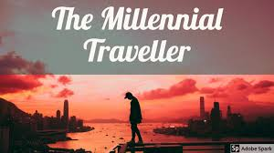Travellers images Millennial travellers and how they 39 ve changed the travel world for jpg