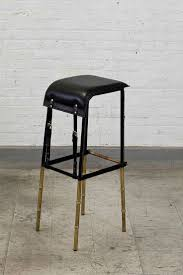 Unique Bar Stools Best 25 Leather Stool Ideas On Pinterest Copper Stool Small