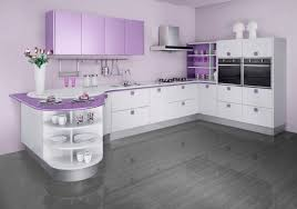 kitchen base cabinet uae purple themed kitchen with white base cabinet by satyesh machani