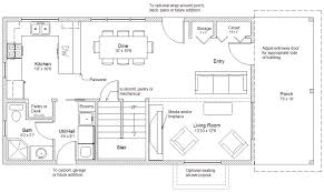small house floor plans with porches 20 x34 2 story floor plan smaller house with great floor