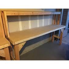 Loading Bench Custom Garage Work Bench 2 U0027 X 8 U0027 With 11