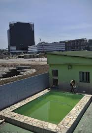 Rio Olympic Venues Now Two Families Stuck Living Inside Brazil U0027s Rio Olympic Games Site