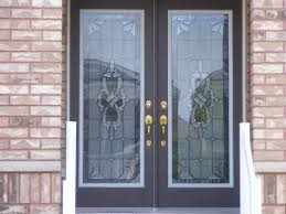 Glass Inserts For Exterior Doors Glass Door Inserts Peytonmeyer Net