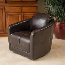 Best Furniture Images On Pinterest Leather Club Chairs Lee - Leather living room chair