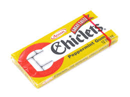 where to buy chiclets gum original peppermint chiclets gum