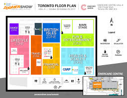 zoomershow com toronto looking for the floor plan