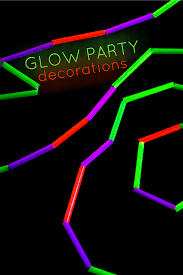 glow in the party decorations glow party decorations and favors