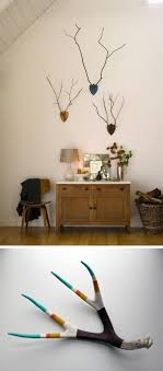 deer antler home decor 55 best motif antlers animal trophies images on pinterest
