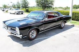 1966 pontiac gto tri power stock 66goattriac for sale near