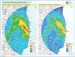 Fukushima Fallout Map by Fukushima Map Images Reverse Search