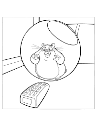 coloring page bolt coloring pages 5