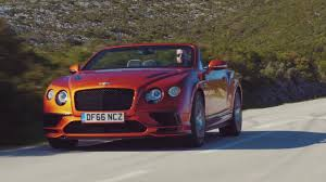 bentley price 2018 2018 bentley continental british luxury and muscles in one package